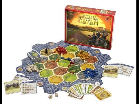 NodeConf Sessions Online and Settlers of Catan in NodeJS?