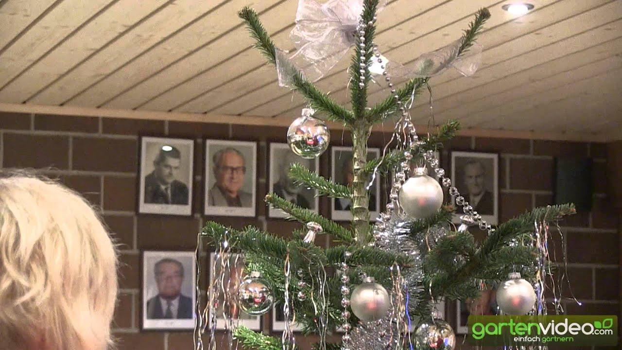Weihnachtsdekoration - Welche Farben für Weihnachtsbaumschmuck ...