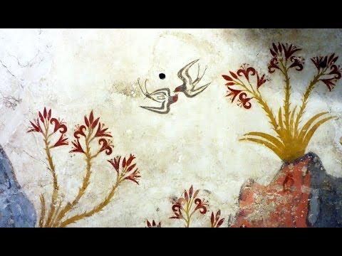 Frescoes from Akrotiri, Thera