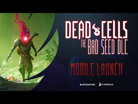 Dead Cells - The Bad Seed DLC - Mobile Launch Trailer