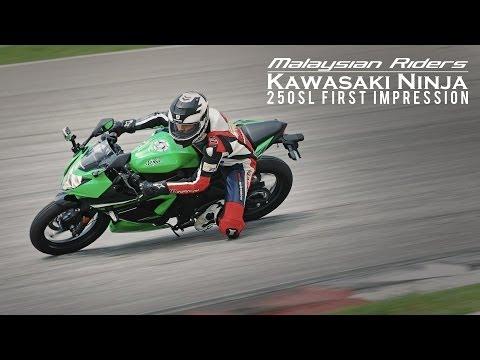 2014 Kawasaki Ninja 250SL First Impression -- Ep.4