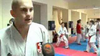 Відеорепортаж про Василя Лісютенко