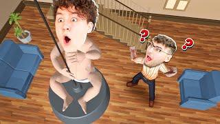 BABY ROMAN hat sich gut versteckt?! - Whos your Daddy