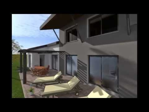 Constructeur de maison individuelle toulouse t5 190m for Constructeur haute garonne