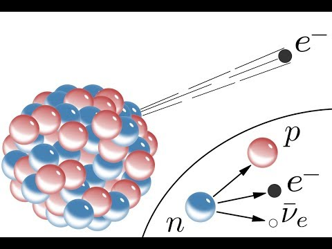 The Four Fundamental Forces of Nature - Part 3: The Weak Nuclear Force