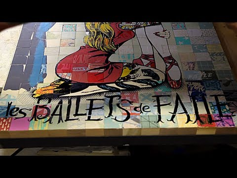 NYCB Art Series featuring FAILE