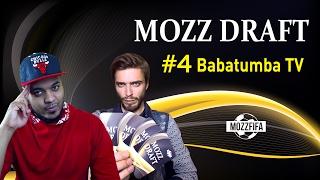 MOZZ DRAFT #4: Играем драфт с Babatumba TV
