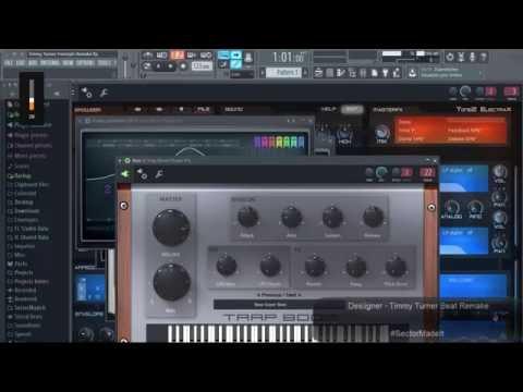 Desiigner Timmy Turner Instrumental (Remake On FL Studio 12) Flp Included