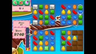 Candy Crush Saga: Level 131 (No Boosters) iPad 4
