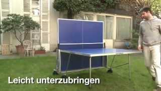 видео Где купить всепогодный теннисный стол