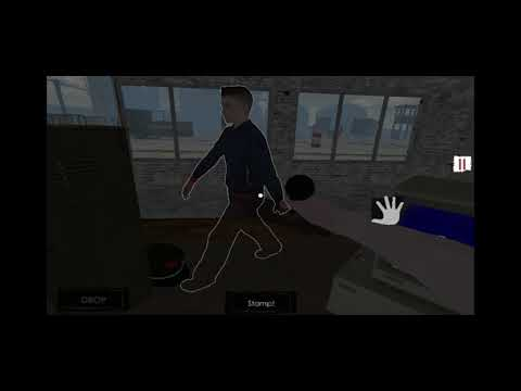 BORDER OFFICER  FIRST TIME GAME PLAY |