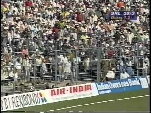Aravinda DeSilva 66 vs India 1996 WORLD CUP