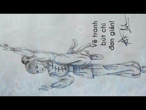 Vẽ tranh bút chì / Tranh bút chì đơn giản