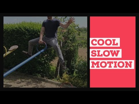Cool Slow Motion feat. Fitness Photography Masters  Teeter