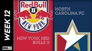 New York Red Bulls II vs North Carolina FC: May 24th, 2019