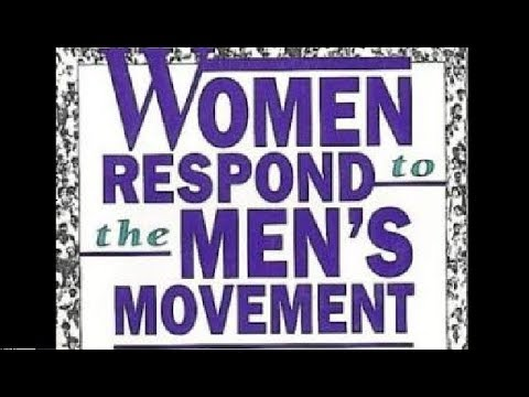 1992 - Gloria Steinem responds to the Men's Movement