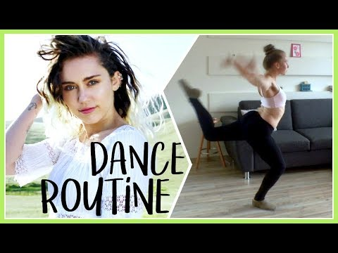 "Miley Cyrus ""MALIBU"" DANCE ROUTINE // CONTEMPORARY DANCE CHOREOGRAPHY"