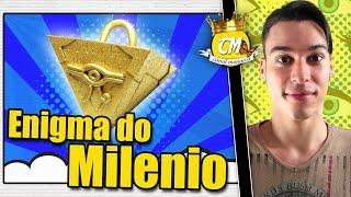 COMO FAZER O ENIGMA DO MILENIO DIY Canal Monarca