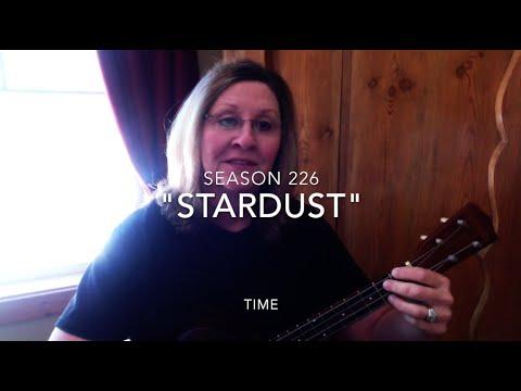 Stardust Hoagy Carmichael Baritone Ukulele Youtube
