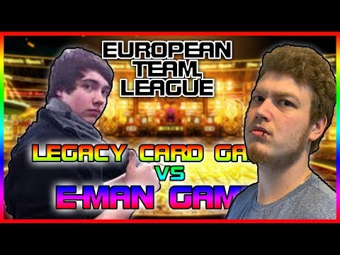 LCG Vs E-MAN (with Commentary)