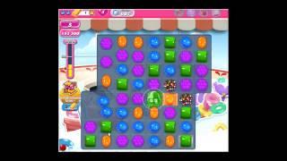 ★★★ Candy Crush Saga Level 607 - No boosters - 3 stars !