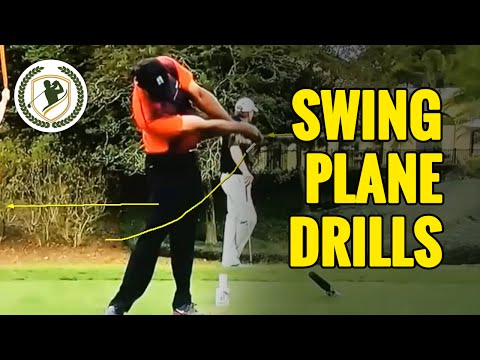 FIX YOUR GOLF SWING PLANE – PERFECT BACKSWING TIPS