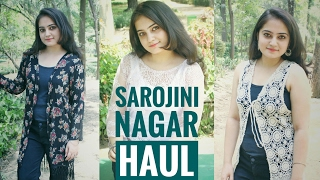 Sarojini Nagar TRY ON Haul | Best Sarojini SUMMER HAUL | 2017 Swatzparadise