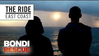 Maxi & Jesse Leave Bondi | The Ride East Coast (Webisode 2)