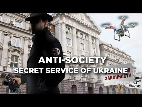 Ukraine's Security Service fights against anti-corruption activists – evidence documented   SCHEMES