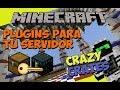 Minecraft: Plugins para tu Servidor - CrazyCrates (Usa Llaves para abrir Cajas!)