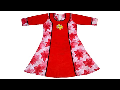 zabardast-designer-girls-baby-frock-cutting-and-stitching-full-tutorial-for-easy-way