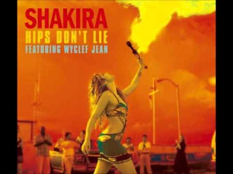 Shakira - Hips Don't Lie (DJ Kazzanova Remix) [Official remix] HQ