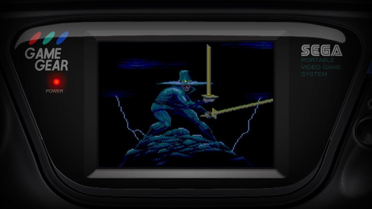 Download Chakan: The Forever Man   Sega Game Gear Longplay/ Playthrough