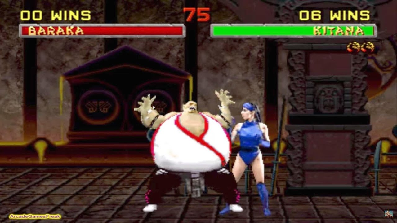 Download Mortal Kombat 2 ALL Fatalities and Stage Fatalities