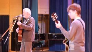 Боков Валерий - Гимн КАИ (Ульяновск, 13.12.2014)