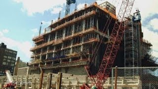 Inside NYC's Massive Hudson Yards Construction Site
