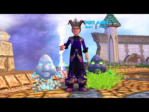 Wizard101: ALL Rain Core Hybrids! - YouTube