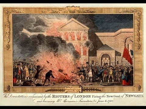 The Gordon Riots of 1780: London in Flames, a Nation in Ruins - Professor Ian Haywood