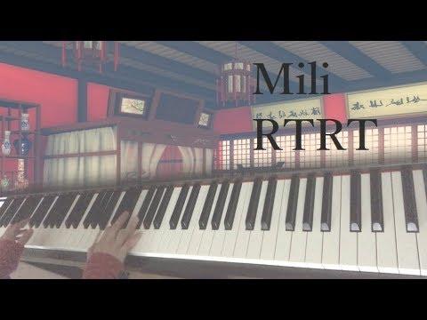 Mili - RTRT / piano cover by narumi ピアノカバー