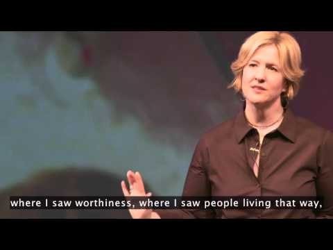 BreneBrown - The power of vulnerability - English subtitle