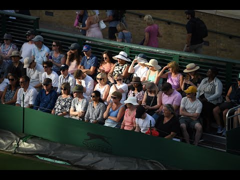 Replay: The Wimbledon Channel 2019 - Day 4