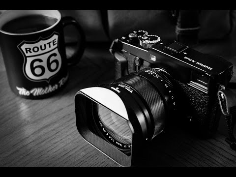 Fujifilm X-Pro2 and XF 16mm f1.4 R WR - Great Combination