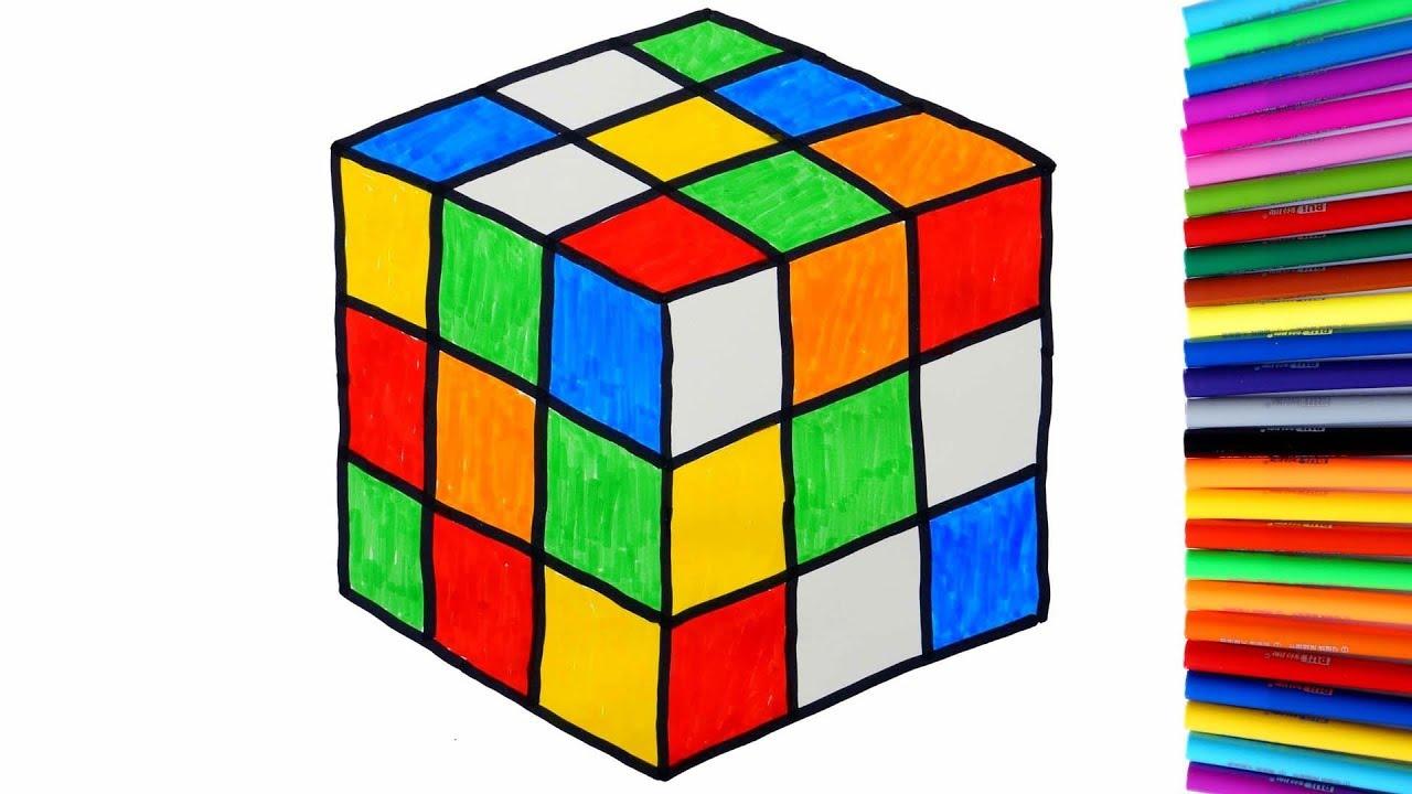 обои картинки кубиками рисовать риге