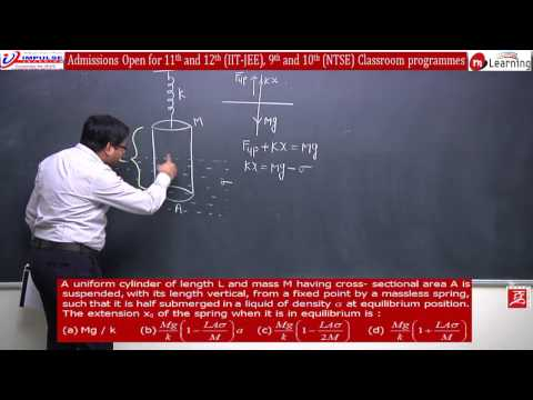 IIT-JEE (Mains) - 2013 Solutions Set 'P' Q  No  01 (Physics