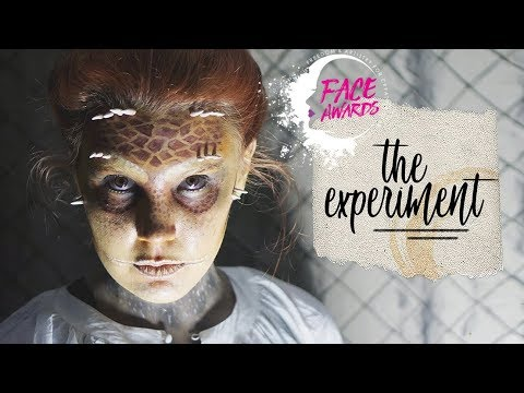 THE EXPERIMENT || The Power of Makeup Challenge || NYX Face Awards 2018 Top 30
