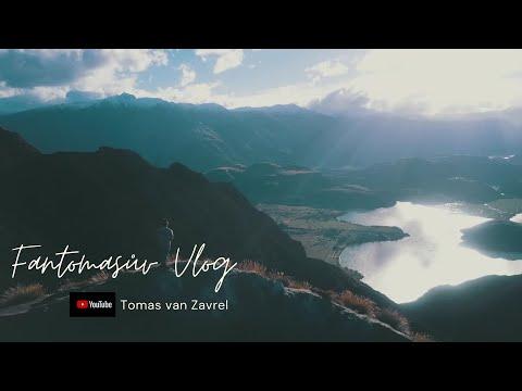 Fantomasův vlog - úvodní video