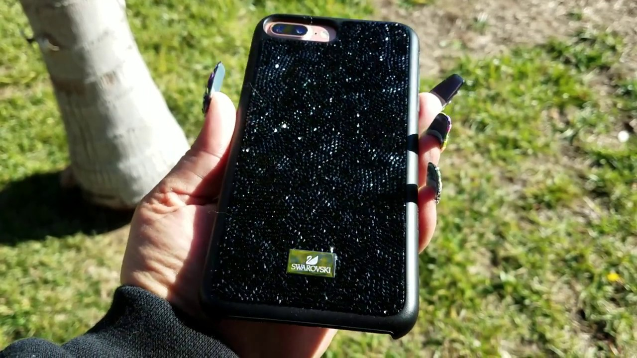 Swarovski Iphone Case  Plus