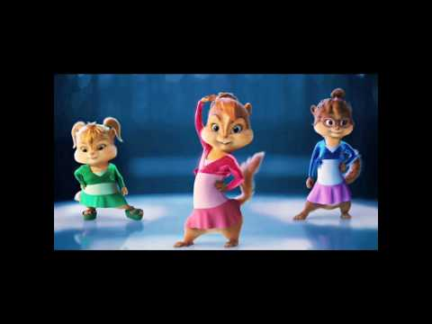 The chipettes - Bad Romance