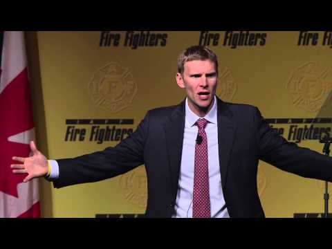 Fire Fighter Injury Prevention - Dr. David Frost