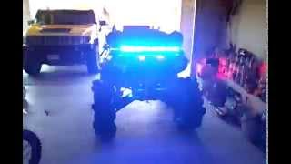 "POLARIS ATV 800 | LED Lights | ""COWBOYS"""